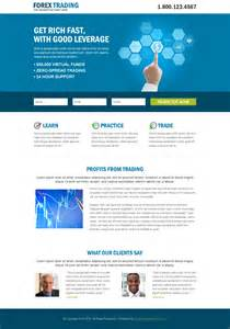 Page Design Template by Free Landing Page Design Templates For Free Psd