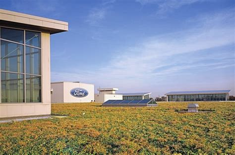living roof dearborn images ford s 10 acre green roof puts plants atop industry