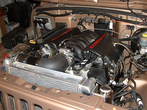 Jeep Ls Engine Wrangler Engine Conversion Wrangler Free Engine Image