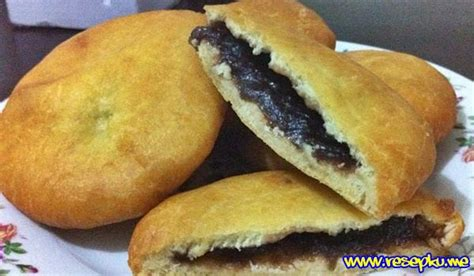 Minyak Goreng Bantal resep roti goreng bantal isi coklat yang sederhana
