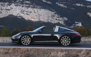 What Is A Porsche Targa Porsche 911 Targa 4s 2015 Widescreen Car Picture