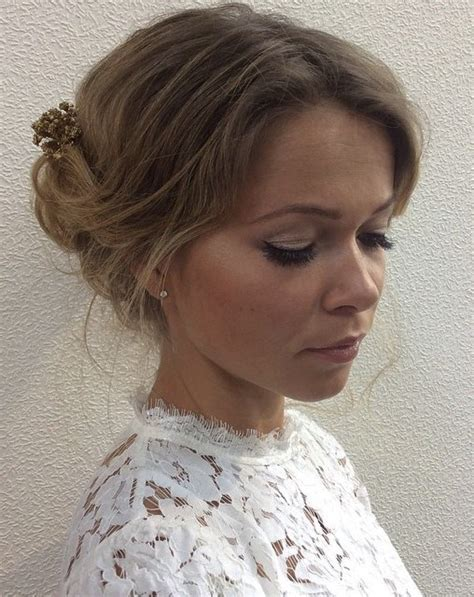 Bridal Hairstyles For Thin Hair by 40 Best Wedding Hairstyles That Make You Say Wow