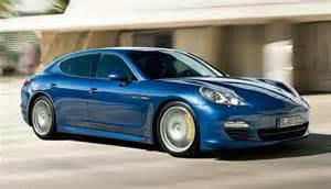 2012 Porsche Panamera S 2012 Porsche Panamera S Hybrid Priced From 95 000