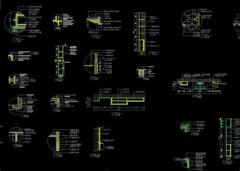 interior design details cad drawings cad blocks city design architecture