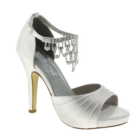 dyeable touch ups shoes guadalupe in white bridal evening
