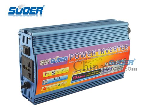 wholesale solar inverter suoer wholesale 12v 220v solar inverter 600w modified sine wave inverter dc ac power inver of