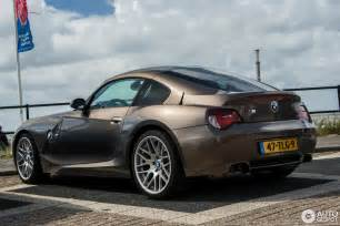 Bmw Z4 Coupe Bmw Z4 M Coup 233 12 August 2016 Autogespot