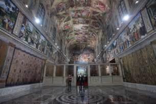 imagenes ocultas en la capilla sixtina instalar 225 n una r 233 plica de la capilla sixtina en la