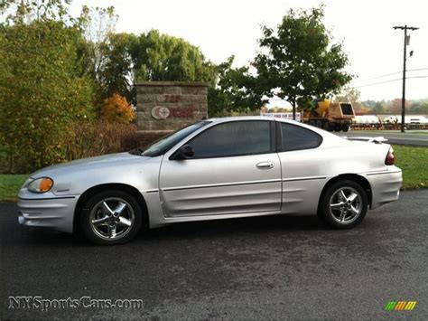 2003 pontiac grand am gt 2003 pontiac grand am gt coupe in galaxy silver metallic