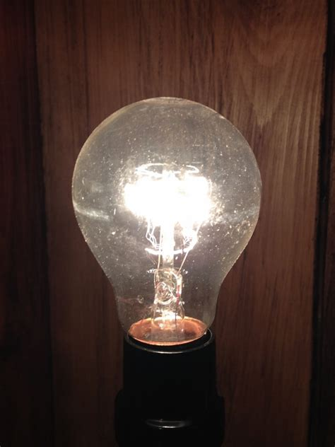 Lasting Light Bulb by Lasting Incandescent Light Bulb 25w Clear