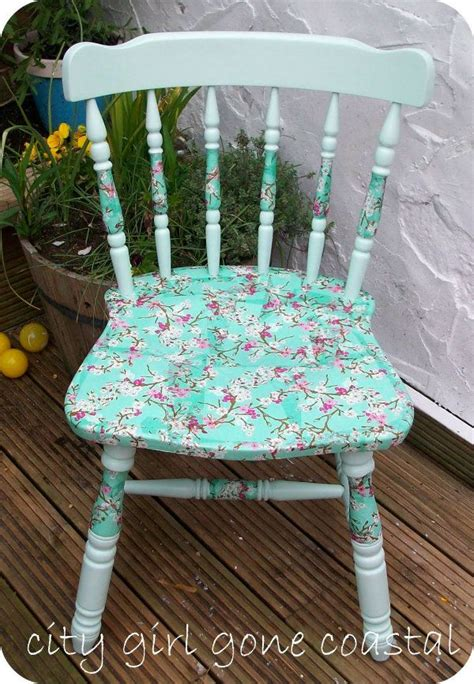 decoupage furniture with wrapping paper 25 great ideas about decoupage furniture on