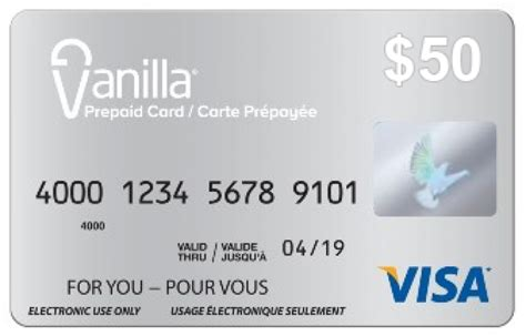Vanilla Gift Card Visa - onevanilla prepaid visa card activation infocard co