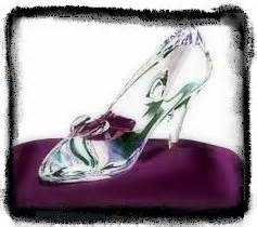sofielovecokelat sejarah sepatu kaca cinderella