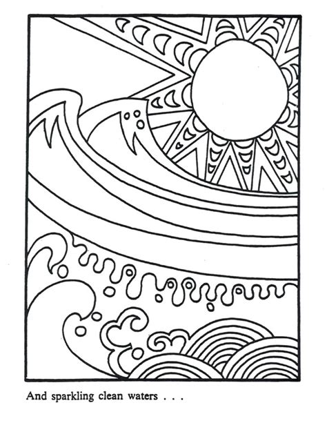 coloring book pages environment color and learn boating times long island