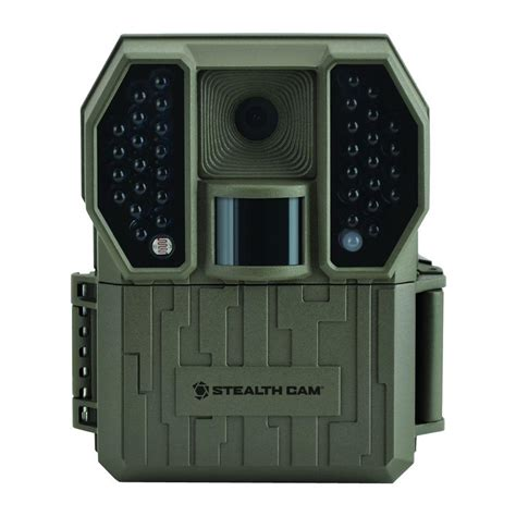 stealth rx36ng 8 mp with 4 resolutions security