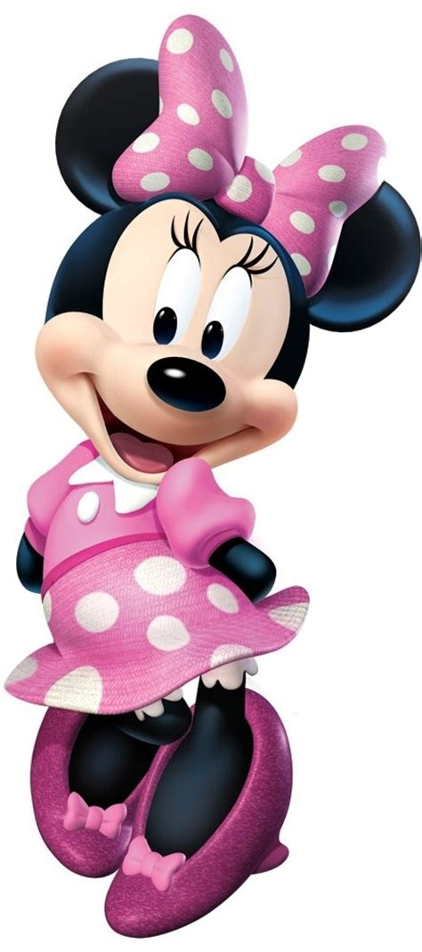 Setelan Disney Minnie Mouse Pink minnie mouse bow tique 40 quot wall decal disney room stickers pink decor minnie mouse