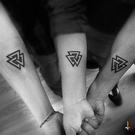 three triangle tattoo 10 best images about tattoos on triangle