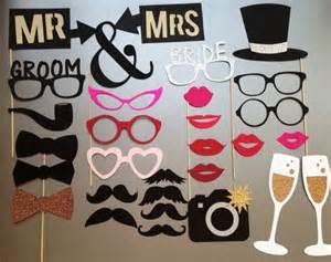 wedding photo booth props wedding photobooth props photo booth props set of 30 2408816 weddbook