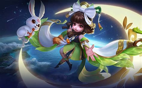 change mobile legend chang e mobile legends wallpapers
