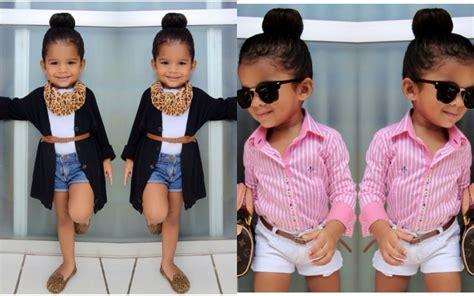 imagenes niños fashion veja looks da fashionista mirim de ro que 233 sucesso na