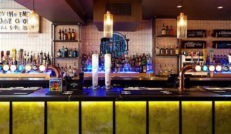 bar  bath belushis bars