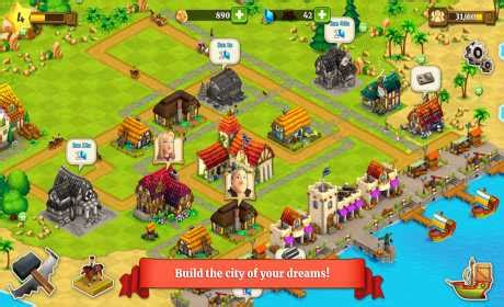 download game farm village mod apk town village 1 4 8 apk mod coins gems android