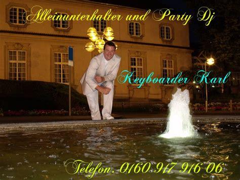 Alleinunterhalter Hochzeit by Alleinunterhalter D 252 Ren Live Musiker D 252 Ren Dj