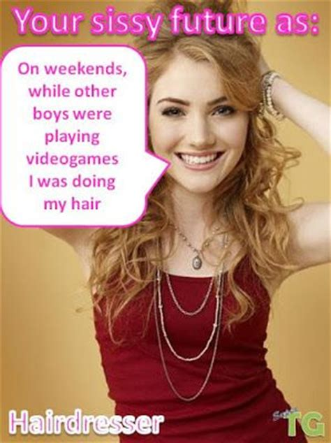 stories secretly being feminised 71 best images about tg captions hair and makeup on