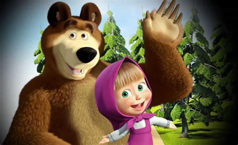 wallpaper animasi masha and the bear wallpaper animasi bergerak masha and the bear holidays oo
