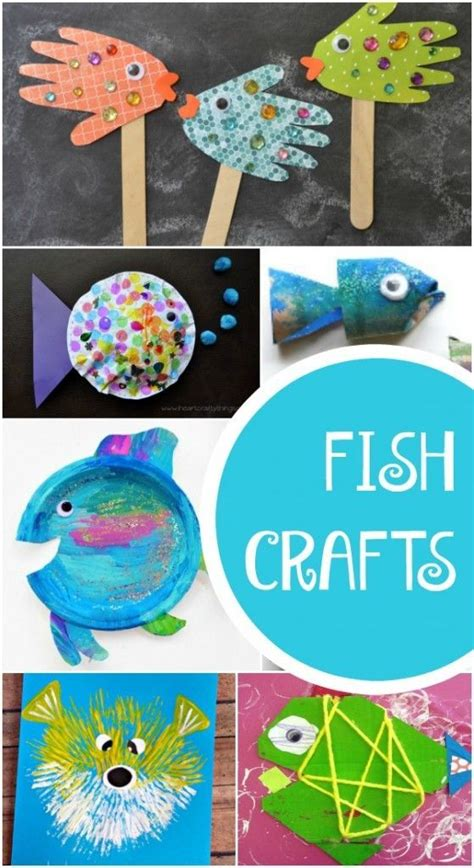 water themed crafts for 25 best ideas about fish crafts on fish