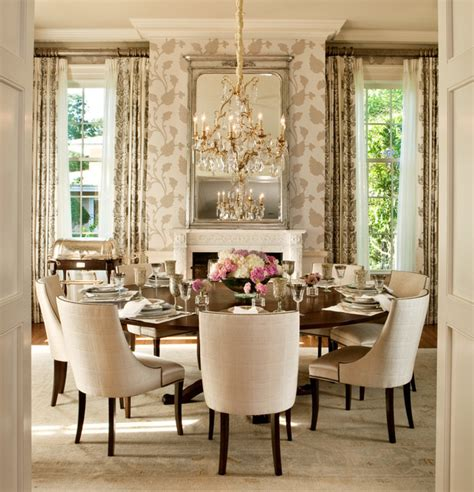 Transitional Dining Room Ideas Florida Home Transitional Dining Room Orlando By Lgb Interiors