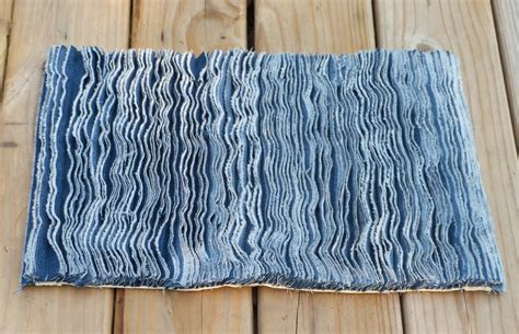 How To Make A Floor Mat by Sewing Cafe Denim Floor Mats