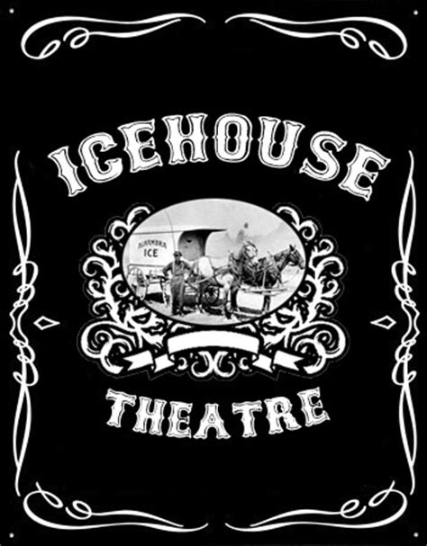 ice house theater ice house theatre logo by wickedv6 on deviantart