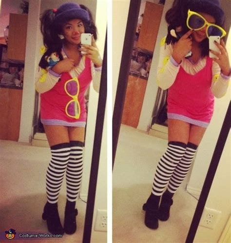 Loonette From The Big Comfy by Loonette The Clown Costume To Be And