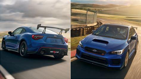 Subaru Brz Wrx by News Subaru Of America Reveals Brz Ts Wrx Sti Type Ra