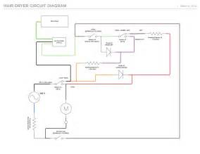 ac how does a hair dryer change its motor speed diagram
