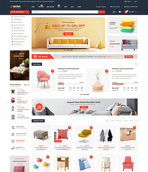 best free ecommerce themes top best mobile layouts ready woocommerce themes