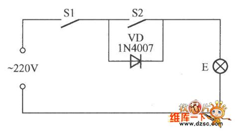 diode switching circuits diode light changing switch circuit other circuit electrical equipment circuit circuit
