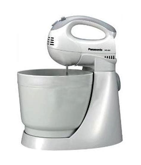 Jual Mixer Panasonic Mk Gb1 Wsr panasonic mk gb1 stand mixer white price in india buy panasonic mk gb1 stand mixer white