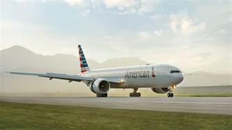 american airlines free wifi american airlines flies boeing 777 300er to sydney on nov