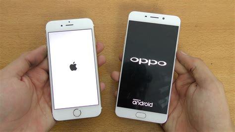 Anti Oppo F1 Plus oppo f1 plus 4gb ram vs iphone 6s speed test 4k