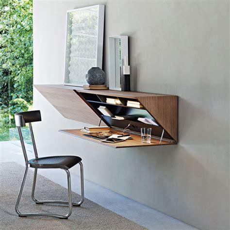 scrivanie per piccoli spazi piccoli spazi l home office c 232 ma non si vede casa