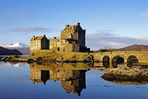 Castle For Sale by Eilean Donan Castle Scotland World For Travel