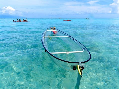 clear kayak totally transparent 14 see through homes cars gadgets tech urbanist