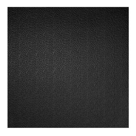ceiling tiles black genesis 2 ft x 2 ft stucco pro black ceiling tile 760 07
