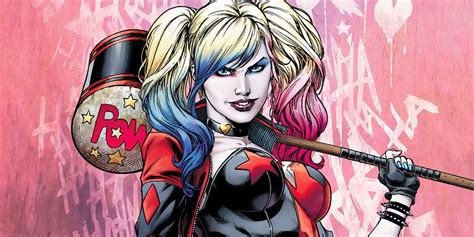 harley quinn the rebirth 1401273688 harley quinn rebirth gets a deadpool team up sort of