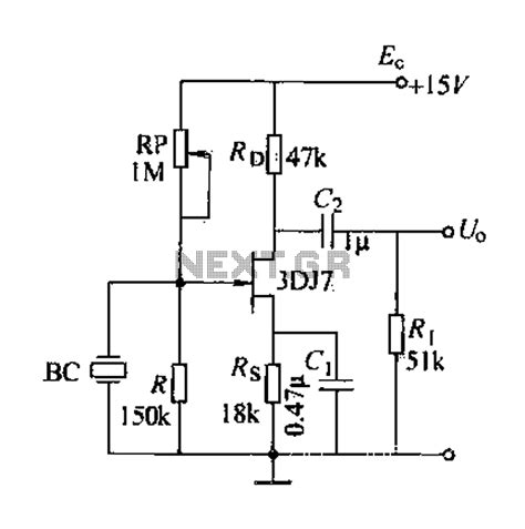 fet transistor circuit audio effect circuit audio circuits next gr