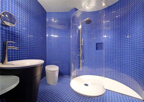 cobalt blue bathroom tile 35 cobalt blue bathroom floor tiles ideas and pictures