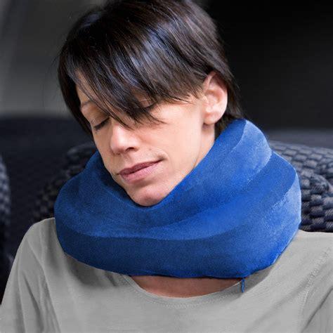 cabeau travel memory foam neck pillow and travel pillow
