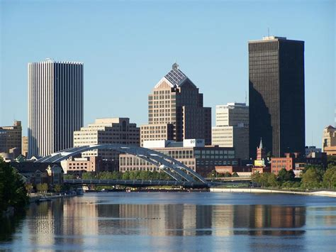 Search Rochester Ny Rochester Ny Downtown Rochester August Evening Photo Picture Image New York At